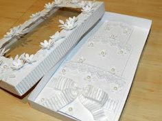 Beccy's Place: Technique Class - Boxed Cards
