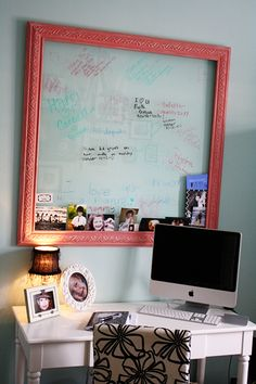 Pretty sure @Nathan Burgess mentioned this whiteboard idea to me earlier this morning.. genius!