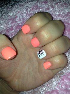 acryl nail, summer nails simple, neon acrylic nails, nails design summer acrylic, acrylic nail design, summer nails designs simple, summer acrylic nails designs, simple acrylic nails, birthday nail designs