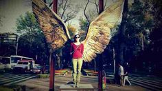 #travel #angel #wing