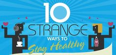 10 Ways to Stay Healthy