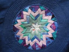 Folded Star Patchwork