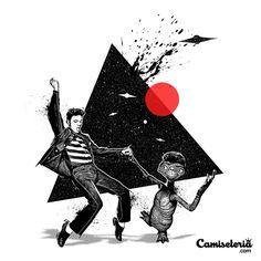 Camiseta 'A Little Less Conversation' - Catalogo Camiseteria.com