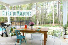 patio makeover