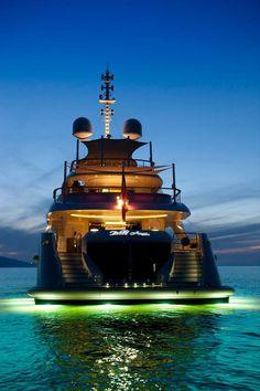 ISA YACHTS #yachts #luxury