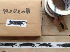 cat tape by Charlotte Farmer.