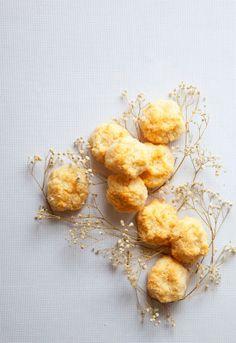 Receta 979: Rocas de coco » 1080 Fotos de cocina