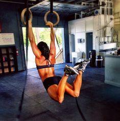 Jessica Estrada #gym #fitness #workout #crossfit #femfit