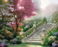 Image detail for -Thomas Kinkade Paintings, Thomas Kinkade Painting 114.jpg