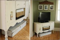 buffet for tv stand