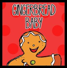 Gingerbread Baby Story Unit from Me & Marie Learning therapi idea, jan brett, prek collabor, christma fun, stori unit, stori idea, pintsiz prek, gingerbread man, gingerbread babi