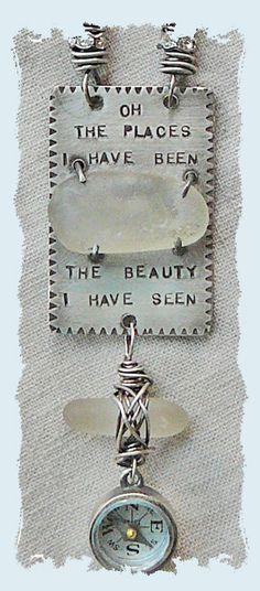 I love the seaglass