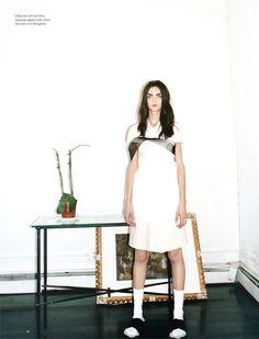 #MagdaLaguinge #fashion #editorial for Oyster Magazine . #photography #fotografia #moda