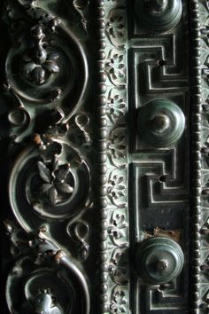 This was the door at the Hagia Sofia.  Istanbul/Turkey