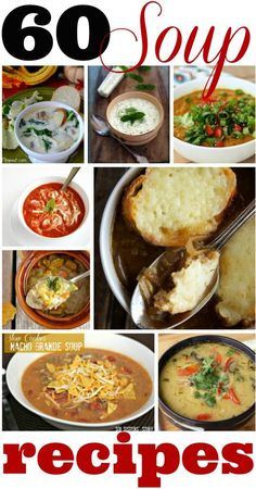 60 Comforting Soup Recipes