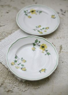 flower dishes