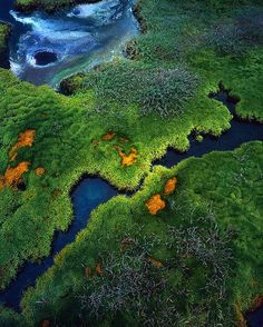 Stunning Arial View - Iceland