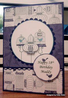Aviary card