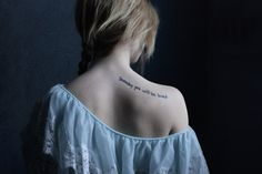 Collar Bone Tattoos for Girls   Short Inspirational Quotes For Tattoos For Girls