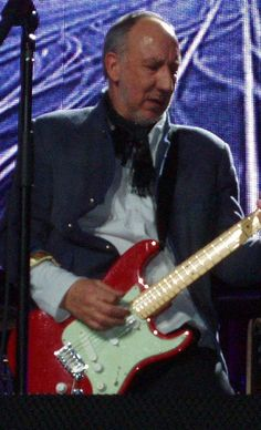 Pete Townsend - one of the best!