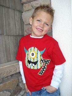 Cute Monster shirt