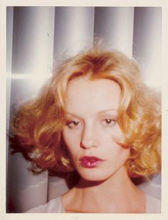 Jessica Lange in Paris, 1974. Photo: Antonio Lopez.