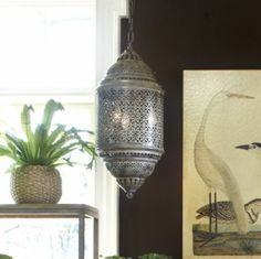 Casablanca 3-Light Pendant  | Ballard Designs