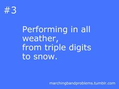 Marching Band Problems. For reals.