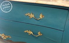 CHALK PAINT® COLOR MIX {Stylish Patina} on Pinterest