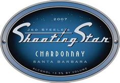 Shooting Star Chardonnay Santa Barbara 2007 - Steele Wines