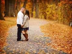 fall engagement pictures - Google Search