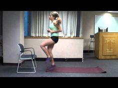 """16 minute Tabata Fat BLAST Workout!"" Daily Workouts 5x/week!! WWW.WOMENSFITWAY.COM - YouTube"