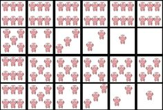 3 Little Pigs dominoes - A fun, active learning game to tie in with the story of the three little pigs. three little pigs