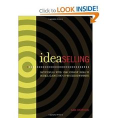 A great book for women business owners - how to successfully pitch your creative ideas!