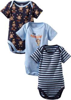 Gerber Baby-Boys Newborn 3 Pack Just Hanging « Clothing Impulse
