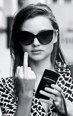 Miranda Kerr.....