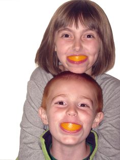#HungerAction Day is here! We absolutely adore Reed and Allison's 'orange smiles', don't you? Join the fun and #GoOrange for hunger relief awareness, post your orange selfie today and hashtag #EndHungerMT