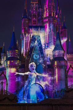 'Frozen' Segment Added to 'Celebrate the Magic' at Magic Kingdom Park