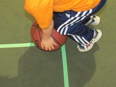 Playing on the line by Teach Preschool