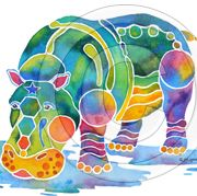 Jo Lynch: whimsical watercolors