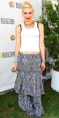 obsessed with gwen stefani!