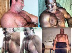 daddybear workout GLOBALFIGHT PROFILES