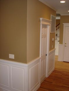 wainscot panels | Wainscoting | Wainscoting Ideas | MDF | Raised Panel Wainscoting By ...