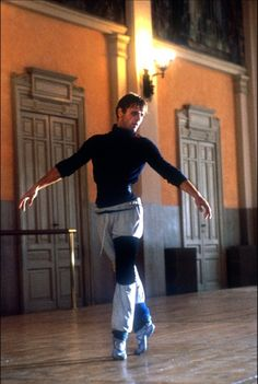 "Mikhail Baryshnikov, in ""Dancers"""
