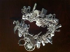 Love my James Avery charm bracelet!  This isn't mine & I don't have this many charms but it's still pretty.