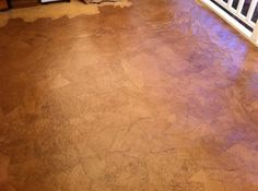 Very cool and cheap flooring!