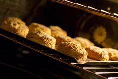 Cheesy Einkorn Biscuits