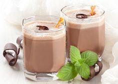 Fat Flush Recipe: Minty Chocolate Smoothie