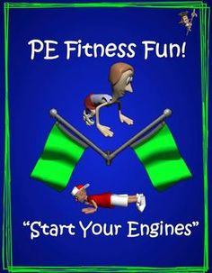 PE Fitness Fun!