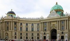 Hoffburg Wien, Vienna, Austria